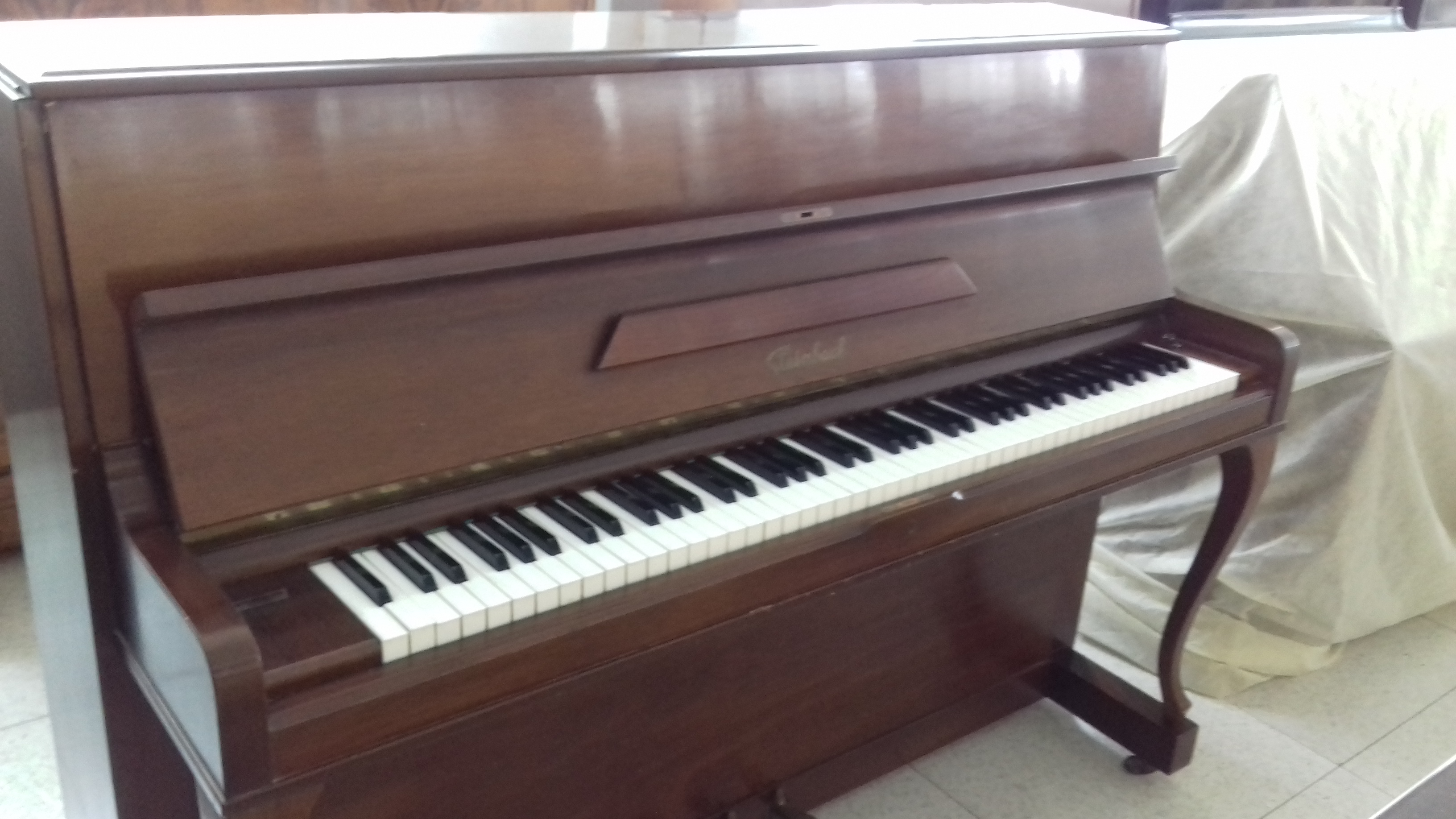 Pianoforti : Pianoforte verticale Steinbach